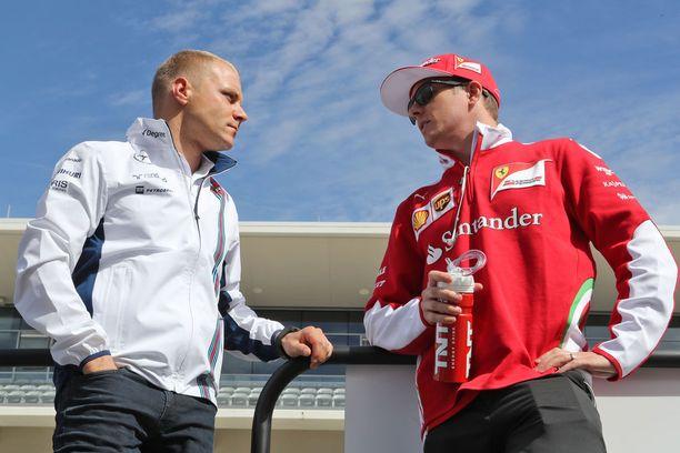 Valtteri Bottas ja Kimi Räikkösen takaavat F1-sarjan suuren suomalaismielenkiinnon.