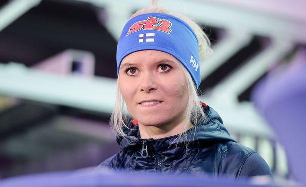 Mari Laukkasen MM-kisaurakka alkaa tänään.