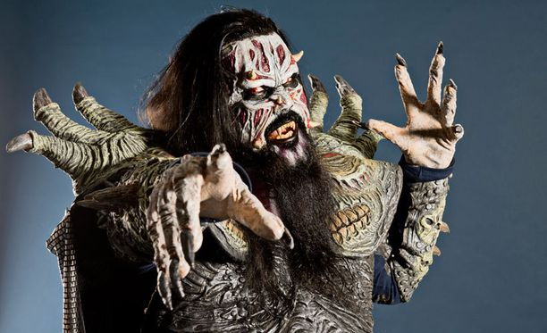 Mr. Lordi harmittelee pelleimagon nakertavan bändin uskottavuutta.