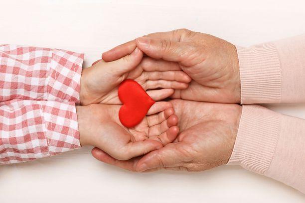 Sydänterveys on tärkeä asia, kaiken ikää.