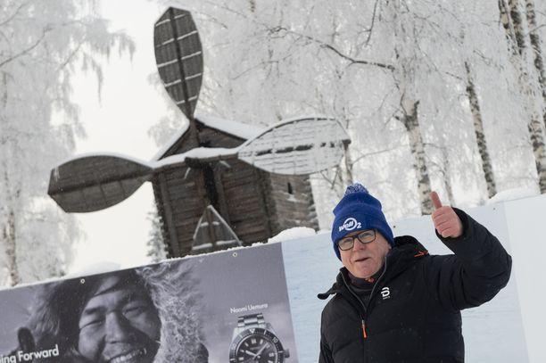 – Jos olisi tiennyt, mihin lähden, olisin harkinnut pari kertaa, sanoo Pyhäjärven Pohti Ski Teamin vetäjä Kauko Tikkanen.