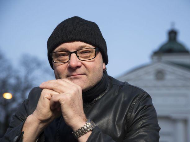 Tapio Suominen irtisanottiin Yleltä helmikuussa.