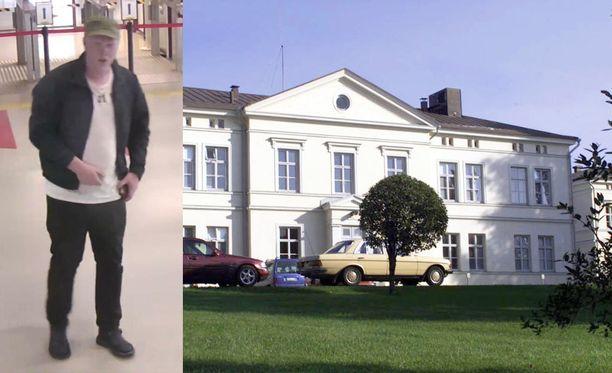 Poliisi epäilee Toivo Purasen paenneen Viroon.