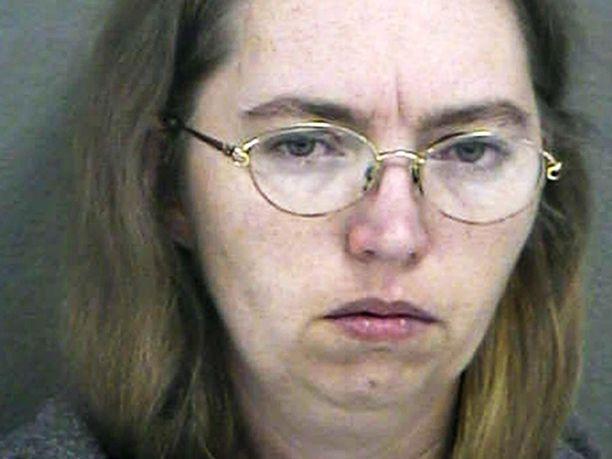 Lisa Montgomery vuonna 2004.