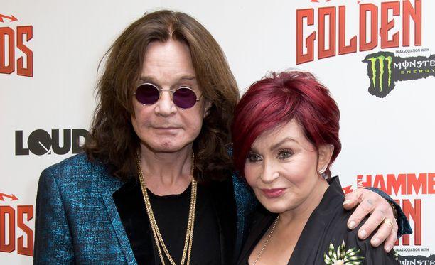 Ozzy ja Sharon Osbourne ovat kiehuneet monessa liemessä, mutta tosi-tv-sarjaan he eivät enää suostu.