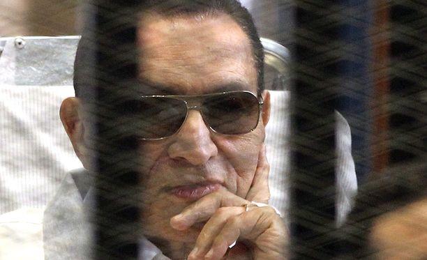 Hosni Mubarak vapautettiin eilen murha- ja korroptiosyytteistä.