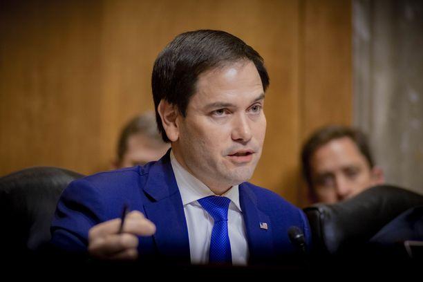 Senaattori Marco Rubio on kovaäänisimpiä Venezuelan nykyhallinnon vastustajia USA:n politiikassa.