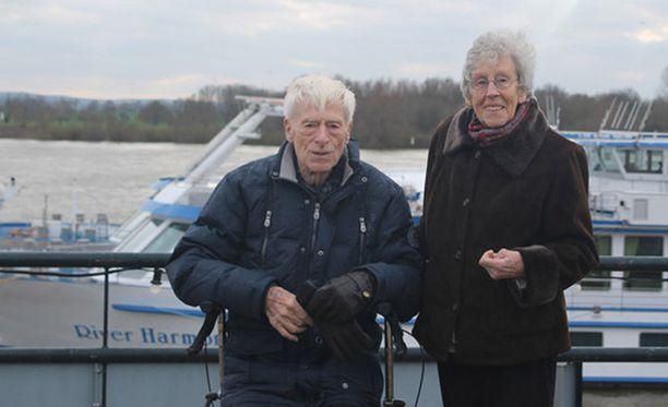 Nic ja Trees Elderhorstin hartain toive oli kuolla yhdessä.