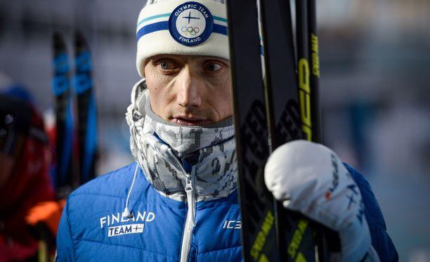 Hannu Manninen täyttää huhtikuussa 40 vuotta.