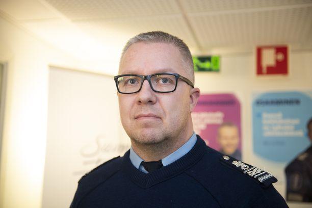 Oulun poliisin rikosylikomisario .
