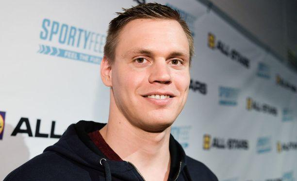 Ari-Pekka Liukkosen paraatimatka on 50 metrin vapaauinti.