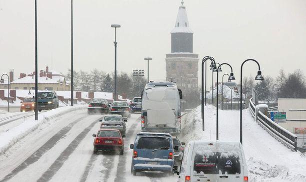 Pitkä talvi ei lehden mukaan vaikuta elämänlaatuun liikaa.