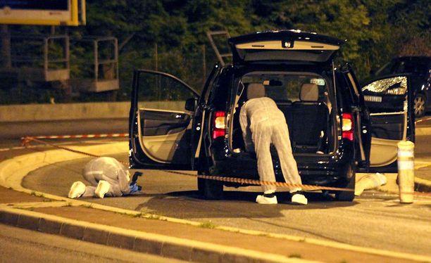 Helene Pastor ja hänen autonkuljettajansa Mohammed Darwich saivat kuolettavat vammat ampumisesta Nizzassa 6. toukokuuta 2014. Darwich kuoli neljä päivää myöhemmin, Pastor menehtyi 21. toukokuuta.