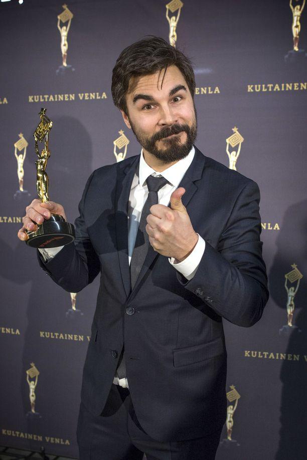 Jukka Lindström tunnetaan muun muassa Noin viikon uutiset -ohjelmasta.