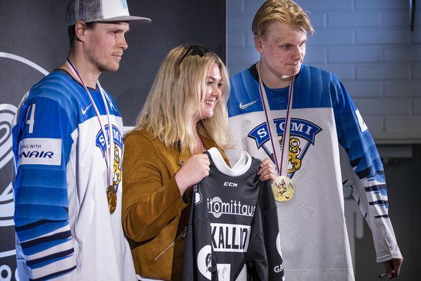 Juhlatilaisuus järjestettiin Turun Gatorade Centerissä.