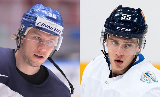 Jussi Jokinen ja Rasmus Ristolainen pettyivät raskaasti NHL:n päätökseen.