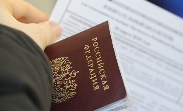 Aleksei Tsykarev sai kielteisen viisumipäätöksen.