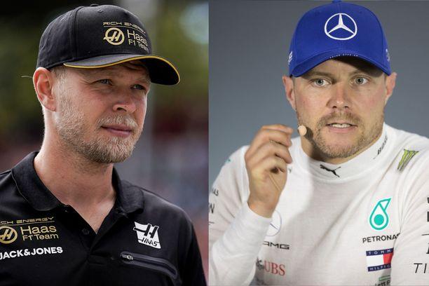 Kevin Magnussen pitää Valtteri Bottasta esimerkkinä siitä, että sattuma saattaa avata mahdollisuuden kärkitalleissa.