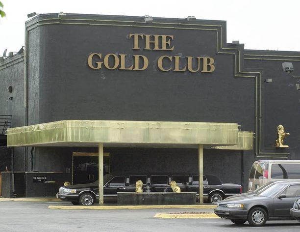 KOHUKLUBI Atlantassa sijainneen Gold Clubin tiedetään tarjonneen VIP-asiakkailleen seksipalveluja.