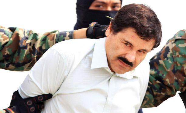El Chapo pidätettiin tammikuussa 2016, kun hän oli sitä ennen paennut vankilasta tunnelia pitkin. Hän kerkisi olla karussa viisi kuukautta.