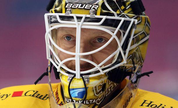 Jussi Markkanen on tehnyt pitkän uran lappeenrantalaisen jääkiekon hyväksi.