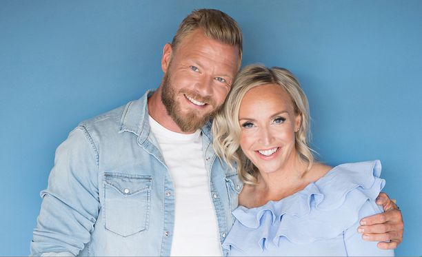 Juha Rouvinen ja Jutta Gustafsberg vihitään elokuussa.