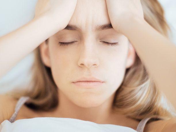 Keväisin uni saattaa kärsiä sekä kestolta että laadultaan.