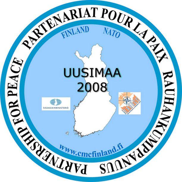 Uusimaa 2008 -suurpelastusharjoitus kuuluu Naton siviilisektoriin
