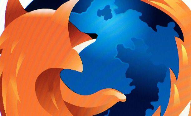 Mozilla on siivonnut Firefox-selaintaan. Kuvituskuva.
