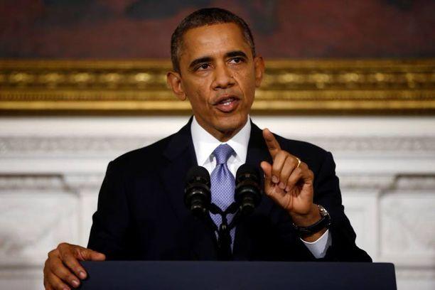 Presidentti Barack Obama on joutunut selittelemään ja pahoittelemaan liittolaisilleen urkintaa.