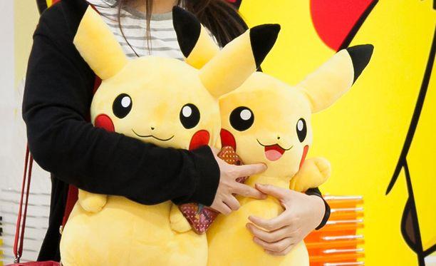 Ilves on kaadettu, seuraavaksi Pikachujen kimppuun.