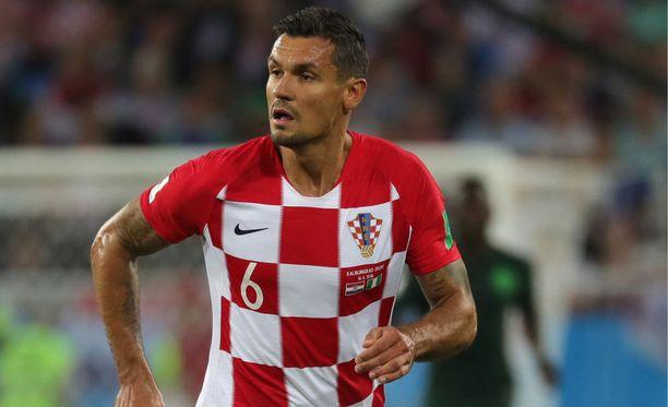 Kroatian keskuspuolustaja Dejan Lovrenin pojalla on ilmiömäinen nimimuisti.