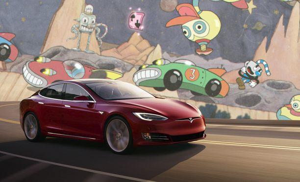 Cupheadia voi pelata pian Teslalla.