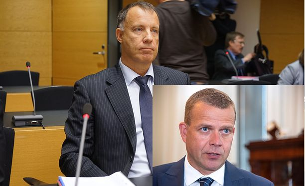 Kari Uoti väittää, että Petteri Orpo ei ole puhunut totta eduskunnalle.