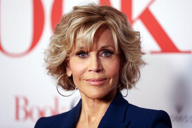 Jane Fondan lapsuustrauma on vaikuttanut hänen elämäänsä.