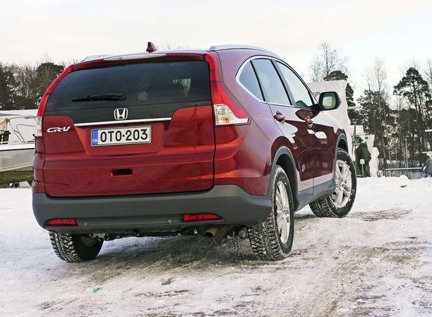 Honda E Hinta