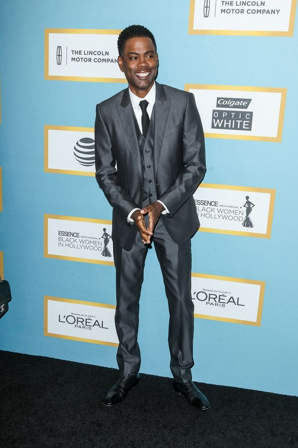 Näyttelijä-koomikko Chris Rock juontaa Oscar-gaalan toisen kerran.