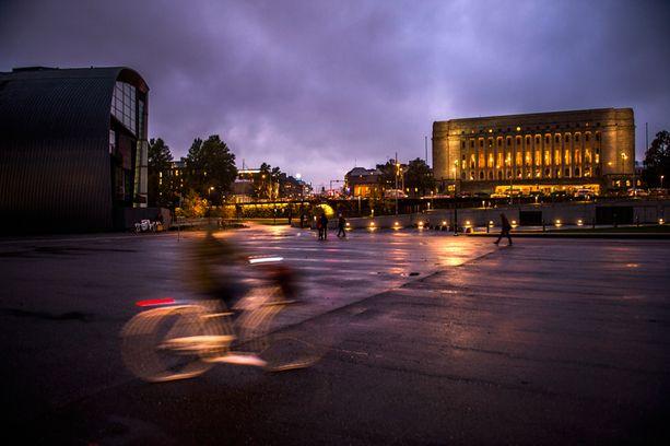 Katujengin tuorein väkivallanteko tapahtui Kansalaistorilla Helsingin keskustassa.