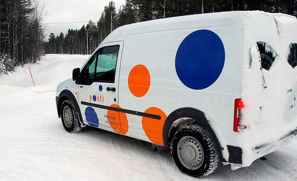 Posti kokeilee uutta kodinhoitomallia Espoossa. Arkistokuva.