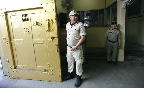 Tuomittu teloitettiin Bangkwangin keskusvankilassa Bangkokissa. Arkistokuva.