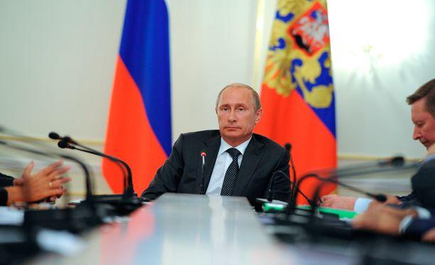 Putinin mukaan ydinasepelotteen vahvistaminen ei ole uhkaus mihinkään suuntaan.