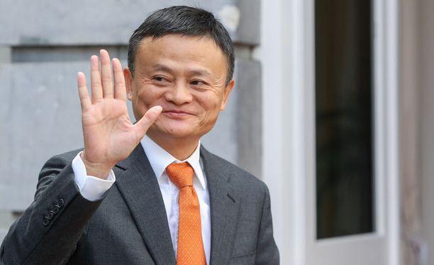 Alibaban perustaja Jack Ma ei ole jäämässä lepäämään laakereille, vaan haluaa jatkossa työskennellä ja vaikuttaa koulutusasioiden parissa, kertoo New York Times. Kuvassa Ma Brysselissä 3.7.2018.