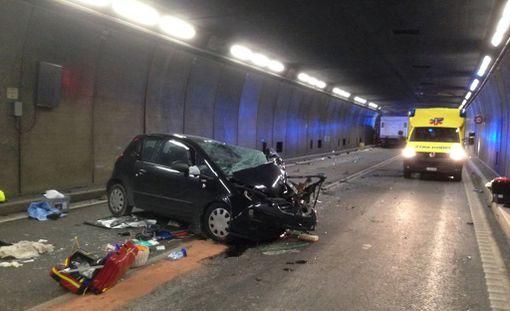 Onnettomuus tapahtui keskiviikkona aamulla.
