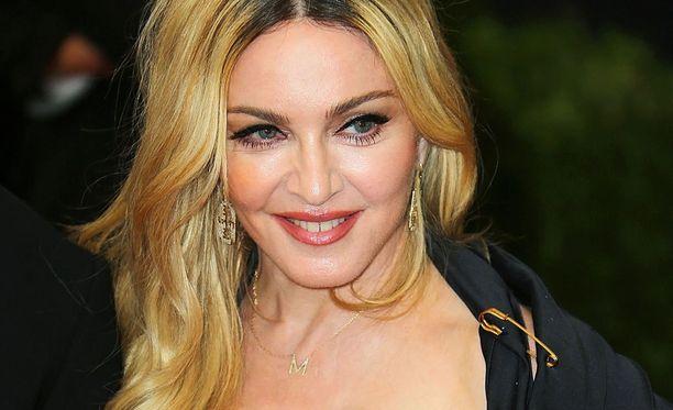 Madonna täytti 56 vuotta.