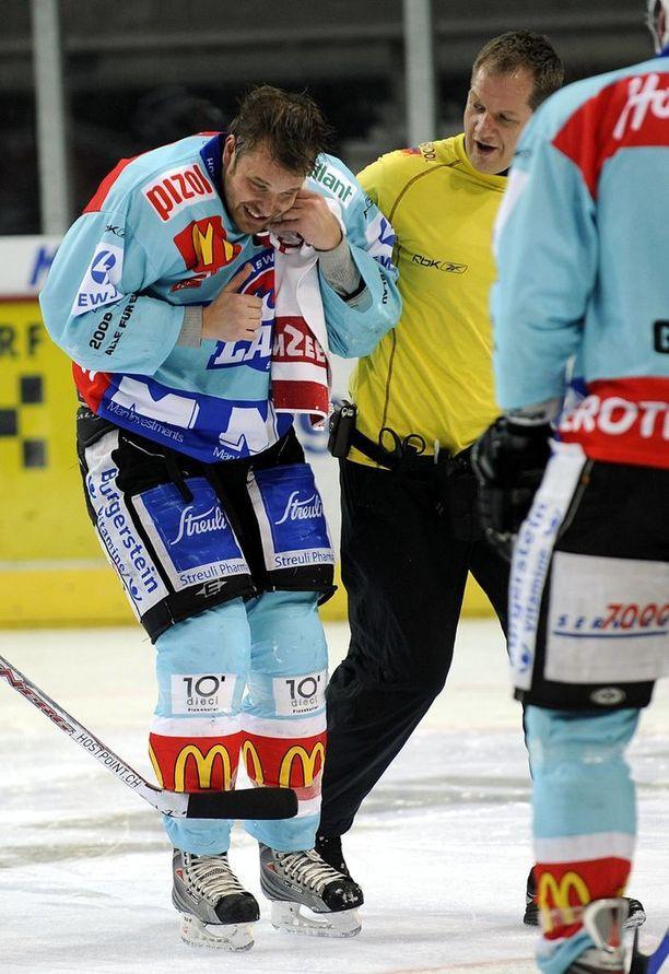 Lindström voitti Ruotsin maajoukkueessa yhden MM-pronssin.