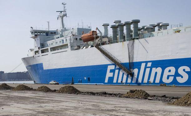 Varustamoyhtiö Finnlines voitti oikeuskiistan osinkojen maksuista.