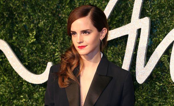 Emma Watson tunnetaan parhaiten roolistaan Harry Potter -elokuvien Hermione Grangerina.