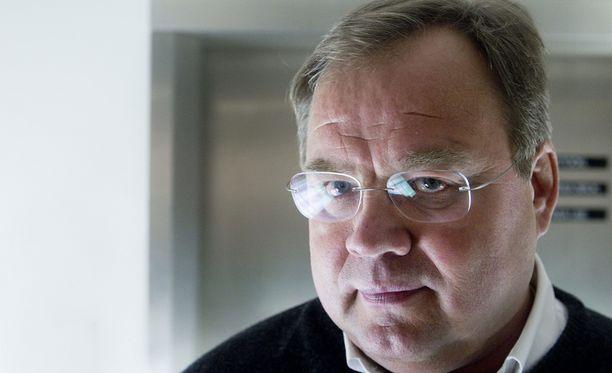Hannu Jortikka menestyy Siperiassa.