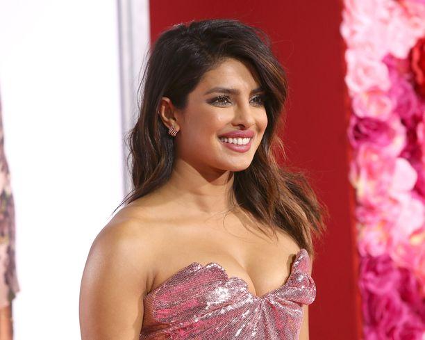 Priyanka Chopra on paitsi näyttelijä myös vuoden 2000 Miss Maailma.