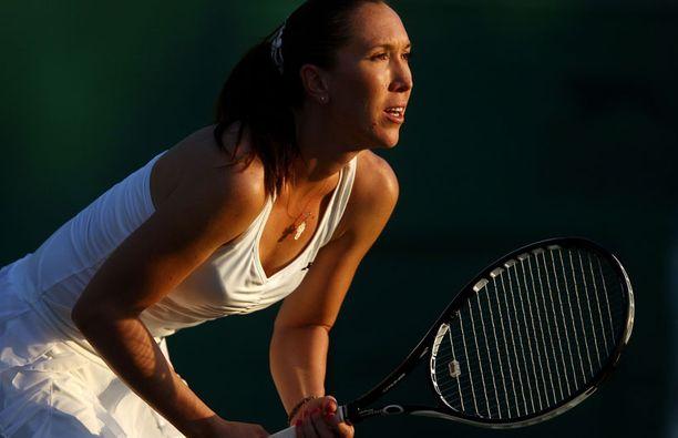 Jelena Jankovic on käväissyt rankinglistalla ykkösenäkin.